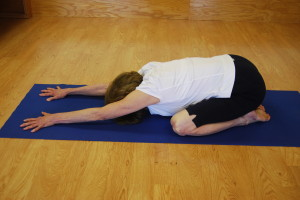 tuesday 1000 spine releasing sequence  the yoga space